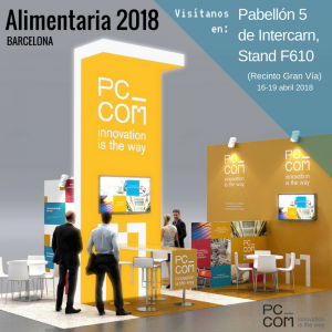 Alimentaria 2018 - Pabellón 5 Intercand Stand F610